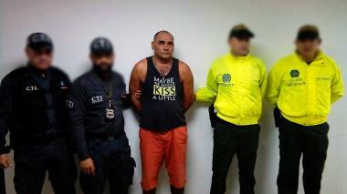 En video | Así fue la captura de Nilson Mier, implicado en atentados en San José y Soledad