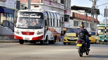 Continúa la inseguridad en los buses: cámara registra asalto a uno de la empresa Coochofal