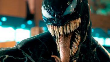 Este es el primer tráiler de Venom, la película del villano de Spider-Man
