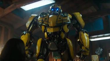 Estrenan tráiler de 'Bumblebee', el spin off de 'Transformes'