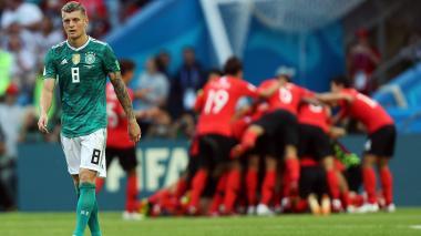 Tribuna Mundialista | ¡Adiós al campeón! Alemania quedó eliminada de Rusia 2018