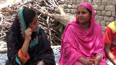 La aldea paquistaní donde las mujeres nunca han votado