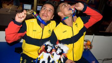 Así van los Juegos   Andrés Rendón se 'baña' de oro en karate