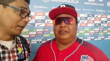 Mánager de béisbol de Panamá analiza el encuentro ante México