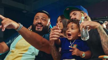 DJ Khaled, Justin Bieber, Chance The Rapper y Quavo se reúnen en 'No Brainer'