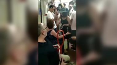 En video | Indignación por mujer que negó asiento en el metro de Madrid a niña latinoamericana