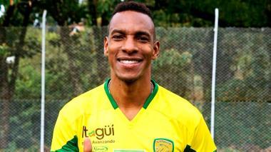 Luis Amaranto Perea, nuevo DT de Leones F.C.