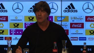 Löw niega cualquier tipo de racismo en la selección alemana