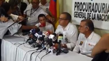"""""""Día de gloria para la lucha contra la corrupción"""": procurador sobre pérdida de investidura de Aida Merlano"""