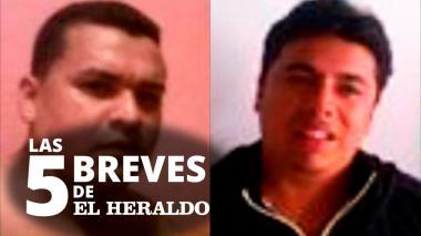 Las 5 breves de EH | Interpol se une a la búsqueda de Digno Palomino y alias 'Castor'