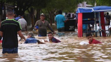 En video | Uribia sigue en emergencia por inundaciones