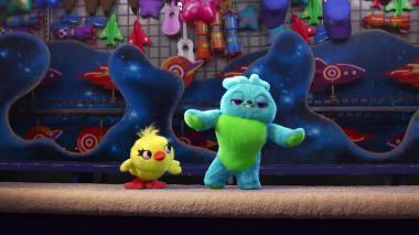 Toy Story 4: segundo teaser tráiler presenta a Ducky y Bunny