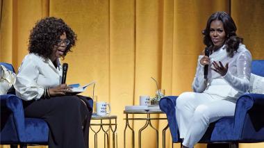 Michelle Obama se estrena como escritora con su libro 'Becoming'
