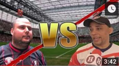 DT callejero | Hinchas de Junior y Paranaense dan su marcador para la final de la Copa Sudamericana