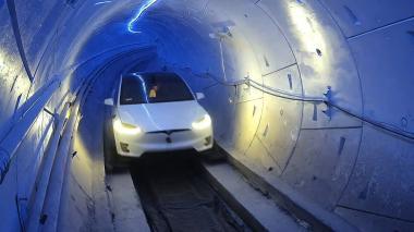 Conozca el túnel con el que se busca revolucionar el transporte