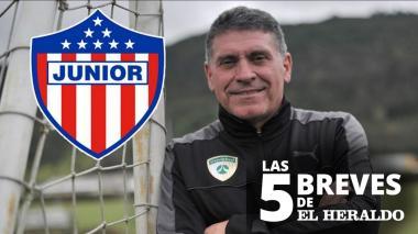 Las 5 breves de EH | Luis Fernando Suárez es el nuevo técnico de Junior