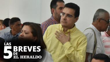 Las 5 breves de EH | Juez envía a la Cárcel Distrital El Bosque a Ramsés Vargas y a seis exempleados de la UAC