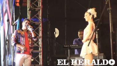 En video | Así se sintió Eddy Herrera en la Lectura del Bando 2019