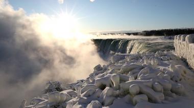 El norte de América se petrifica con la ola de frío polar