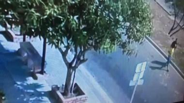 Con este video las autoridades prueban encuentro entre Brenda Pájaro y el 'Satánico' el día de su muerte