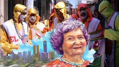 En video | Letanías en homenaje a la 'Novia de Barranquilla'