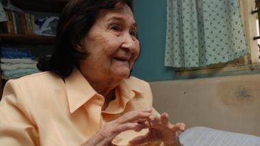 Vea aquí algunas fechas importantes en la vida de Esthercita Forero