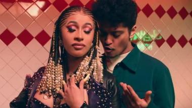 Tacos, baile y sensualidad en 'Please Me', el nuevo video de Cardi B y Bruno Mars
