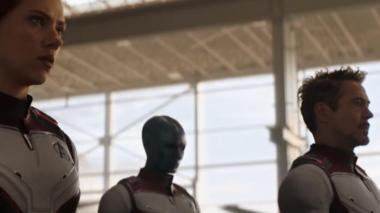 En video | El impactante tráiler de 'Avengers: Endgame'