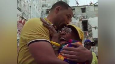 En video   Divertido baile de Will Smith con 'abuelitas' en Cuba causa furor en redes sociales