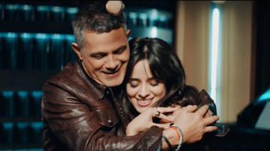 Alejandro Sanz y Camila Cabello, juntos en 'Mi persona favorita'