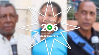 ¿Qué piensan de Barranquilla los que la ciudad acogió?