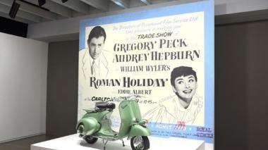 Audrey Hepburn, homenaje a un ícono del cine