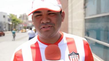 DT callejero | Barranquilleros hablan previo al partido ante Alianza