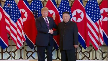 Trump confía en Kim pese al lanzamiento de misiles norcoreanos