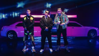 Daddy Yankee y Bad Bunny se suman al remix de 'Soltera' de Lunay