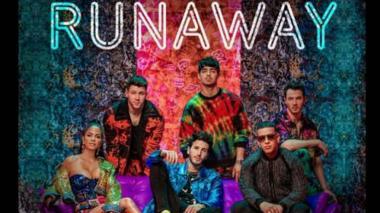 Sebastián Yatra estrena 'Runaway', su nueva canción junto a los Jonas Brothers, Natti Natasha y Daddy Yankee