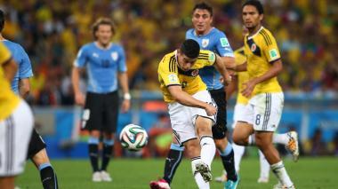 Se cumplen 5 años del golazo de James en Brasil 2014