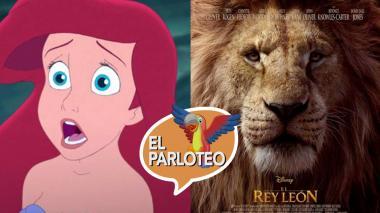 El Parloteo | La controversia de Disney por El Rey León y La Sirenita