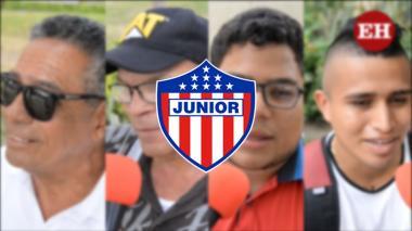DT Callejero | Junioristas, contentos con el debut en Liga y el desempeño de 'Cariaco'