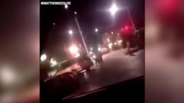 En video | Momento exacto del tiroteo en Ohio que dejó 9 muertos