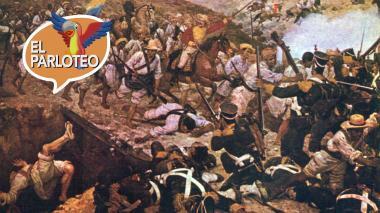 El Parloteo   ¿Cuándo fue la verdadera independencia de Colombia?