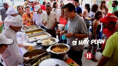 Sí hay plan | Calle del sabor y otros eventos culturales para este fin de semana