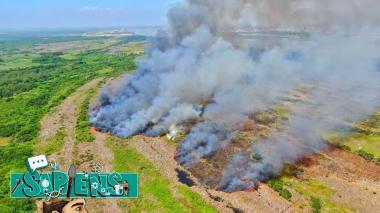 Sapiens | ¿Cómo nos afectan las quemas en el Vía Parque Isla Salamanca?