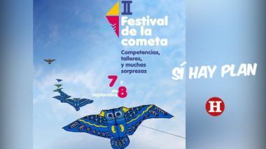 Sí Hay Plan | Festival de cometas en Barranquilla