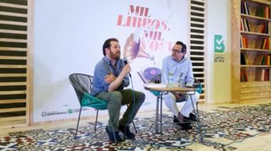 En video | Así fue el conversatorio sobre el libro dedicado a Álvaro Gómez Hurtado