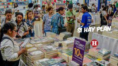 Sí Hay Plan | Los libros se toman Barranquilla con Libraq