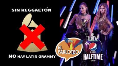 El Parloteo | ¿Qué pasó con los reguetoneros y el Latin Grammy?
