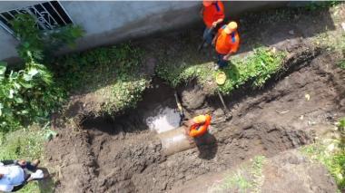 En video   Así fue el operativo para desmantelar banda señalada de robar el agua de 44.000 habitantes en Santa Marta