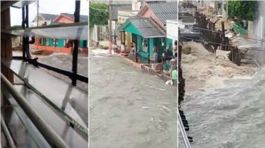 En video | Continúa la agonía de habitantes de Chiquinquirá por canalización de arroyo Hospital
