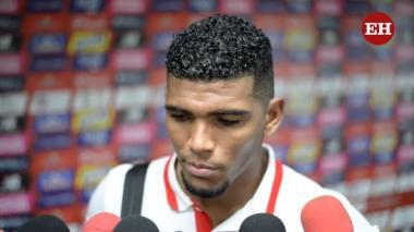 En video | Reacciones de los jugadores de Junior tras el empate 0-0 ante Cúcuta en el 'Metro'